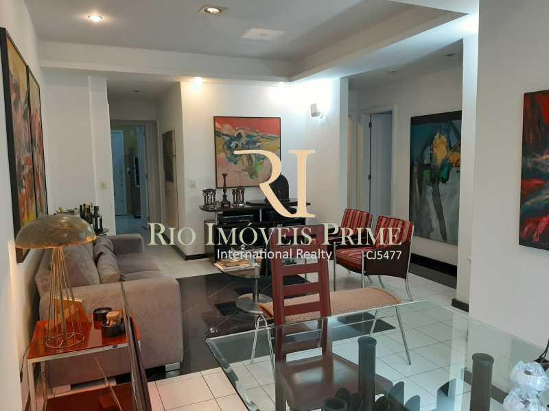 SALA DE ESTAR - Apartamento à venda Avenida Rainha Elizabeth da Bélgica,Ipanema, Rio de Janeiro - R$ 1.299.990 - RPAP30116 - 5