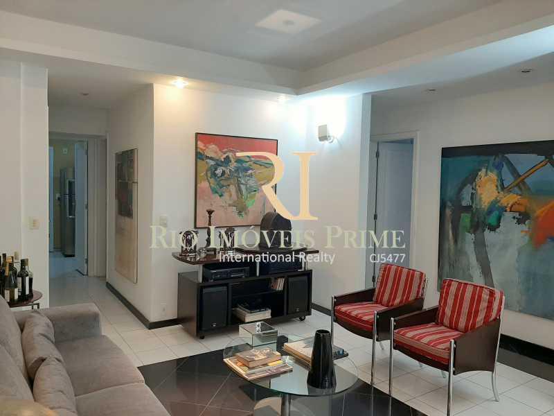 SALA DE ESTAR - Apartamento à venda Avenida Rainha Elizabeth da Bélgica,Ipanema, Rio de Janeiro - R$ 1.299.990 - RPAP30116 - 6