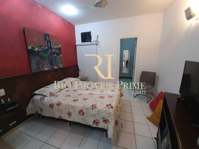 QUARTO PRINCIPAL - Apartamento à venda Avenida Rainha Elizabeth da Bélgica,Ipanema, Rio de Janeiro - R$ 1.299.990 - RPAP30116 - 7