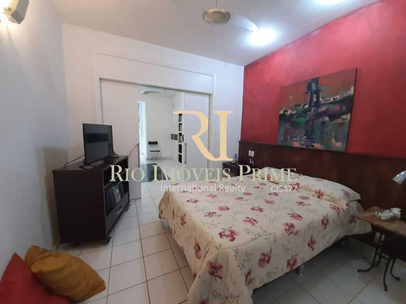 QUARTO PRINCIPAL - Apartamento à venda Avenida Rainha Elizabeth da Bélgica,Ipanema, Rio de Janeiro - R$ 1.299.990 - RPAP30116 - 8