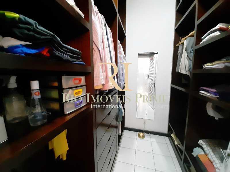 CLOSET - Apartamento à venda Avenida Rainha Elizabeth da Bélgica,Ipanema, Rio de Janeiro - R$ 1.299.990 - RPAP30116 - 9