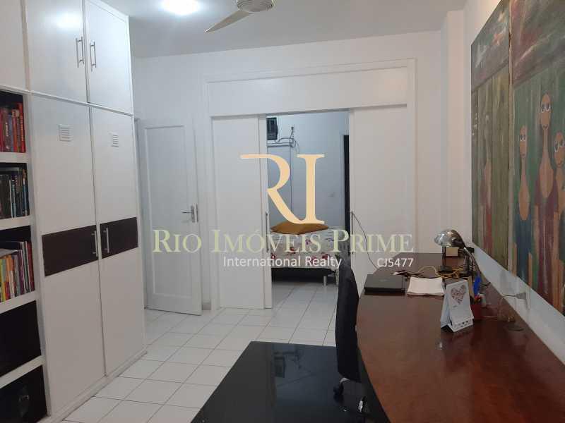 QUARTO2 - Apartamento à venda Avenida Rainha Elizabeth da Bélgica,Ipanema, Rio de Janeiro - R$ 1.299.990 - RPAP30116 - 12
