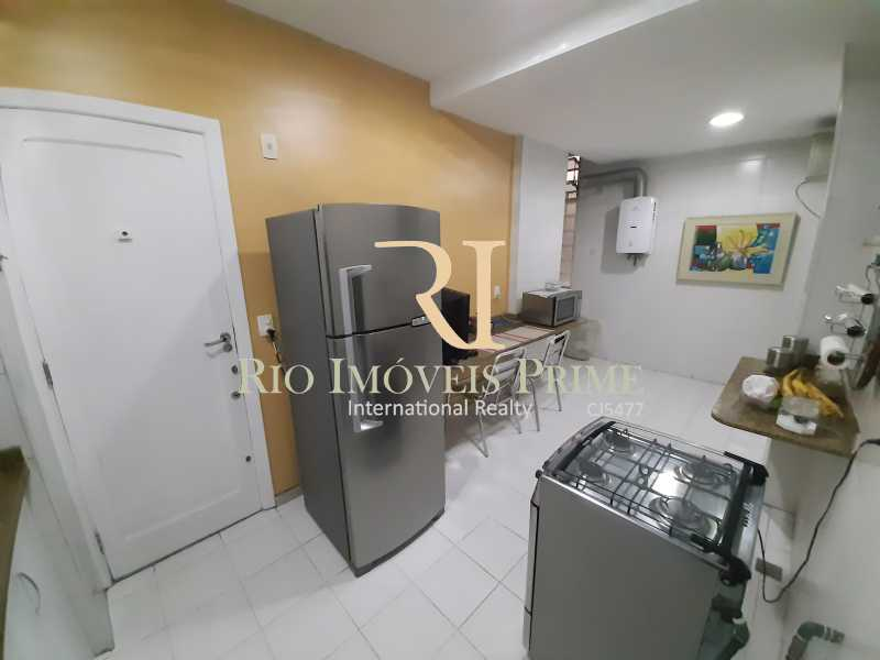 COZINHA - Apartamento à venda Avenida Rainha Elizabeth da Bélgica,Ipanema, Rio de Janeiro - R$ 1.299.990 - RPAP30116 - 17