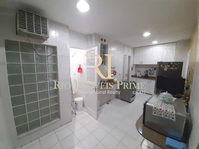 COZINHA - Apartamento à venda Avenida Rainha Elizabeth da Bélgica,Ipanema, Rio de Janeiro - R$ 1.299.990 - RPAP30116 - 18