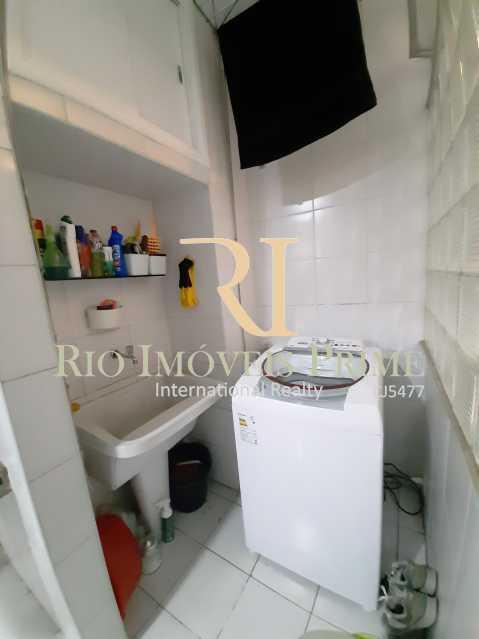 ÁREA SERVIÇO - Apartamento à venda Avenida Rainha Elizabeth da Bélgica,Ipanema, Rio de Janeiro - R$ 1.299.990 - RPAP30116 - 20