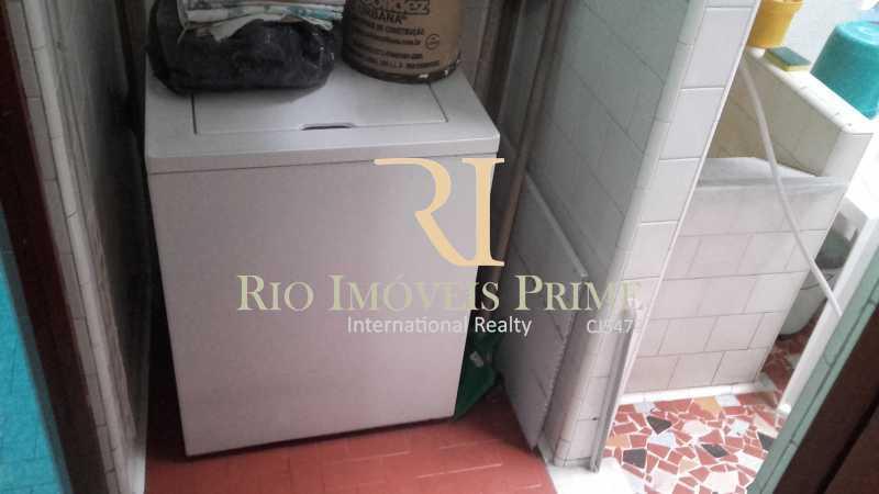 ÁREA_SERVIÇO - Apartamento à venda Rua Ambire Cavalcanti,Rio Comprido, Rio de Janeiro - R$ 299.900 - RPAP20196 - 15