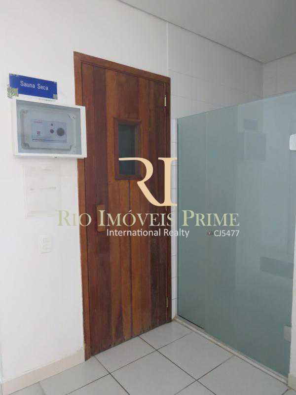 SAUNA SECA - Apartamento 2 quartos à venda Tijuca, Rio de Janeiro - R$ 589.900 - RPAP20217 - 24