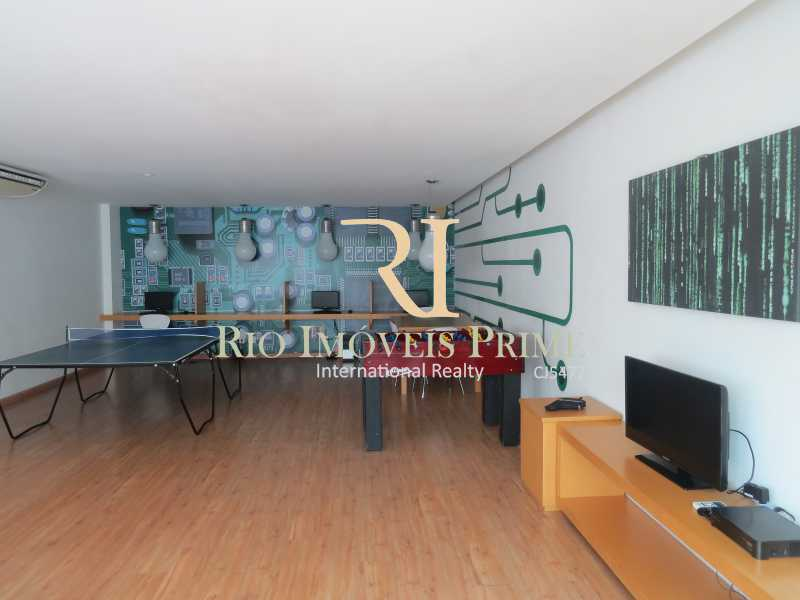 SALÃO DE JOGOS - Apartamento 2 quartos à venda Tijuca, Rio de Janeiro - R$ 589.900 - RPAP20217 - 30
