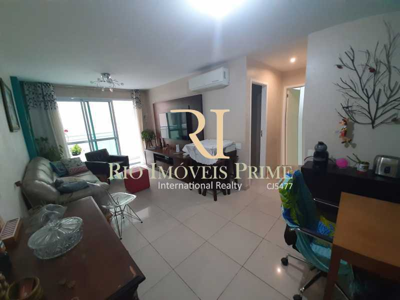 SALA - Apartamento 2 quartos à venda Tijuca, Rio de Janeiro - R$ 589.900 - RPAP20217 - 3