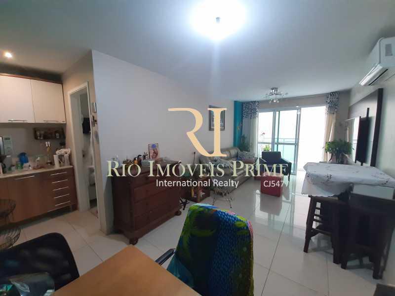 SALA - Apartamento 2 quartos à venda Tijuca, Rio de Janeiro - R$ 589.900 - RPAP20217 - 4
