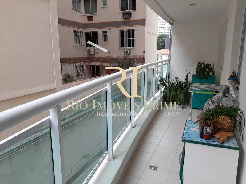 VARANDA - Apartamento 2 quartos à venda Tijuca, Rio de Janeiro - R$ 589.900 - RPAP20217 - 6