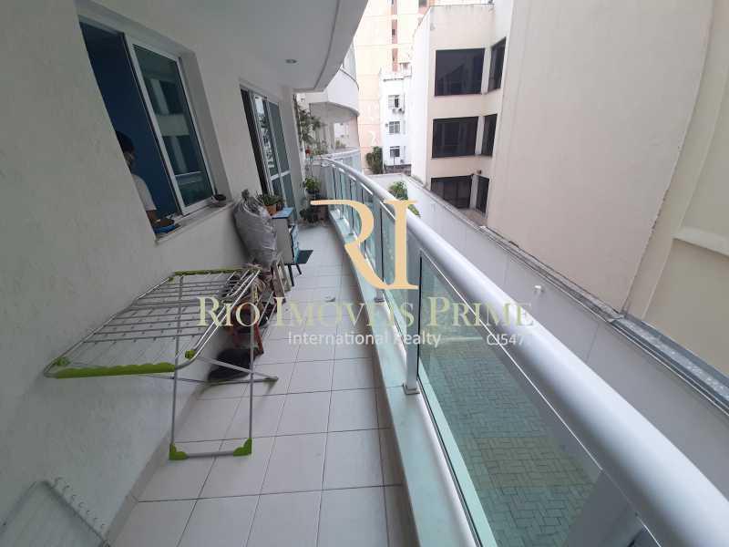 VARANDA - Apartamento 2 quartos à venda Tijuca, Rio de Janeiro - R$ 589.900 - RPAP20217 - 7