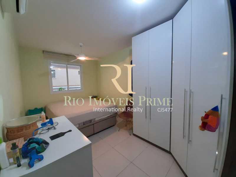 SUÍTE - Apartamento 2 quartos à venda Tijuca, Rio de Janeiro - R$ 589.900 - RPAP20217 - 8