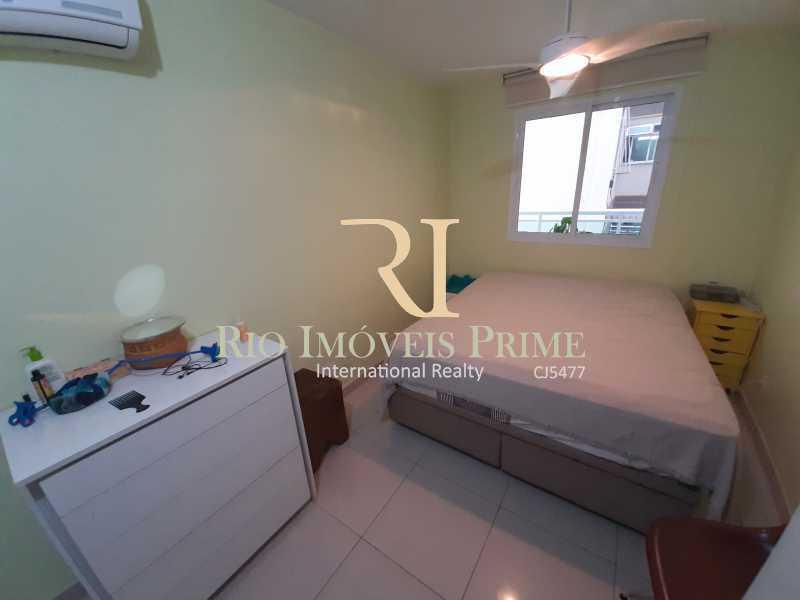 SUÍTE - Apartamento 2 quartos à venda Tijuca, Rio de Janeiro - R$ 589.900 - RPAP20217 - 9