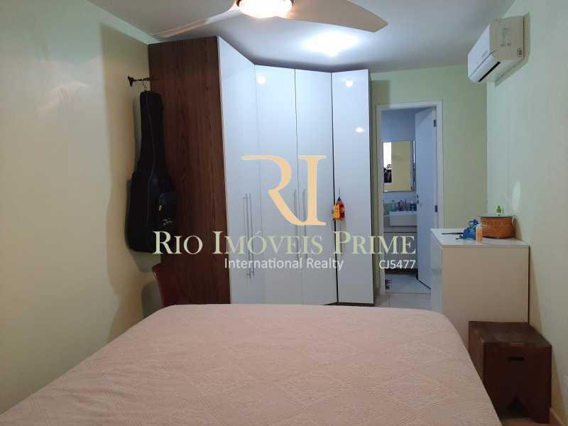 SUÍTE - Apartamento 2 quartos à venda Tijuca, Rio de Janeiro - R$ 589.900 - RPAP20217 - 10