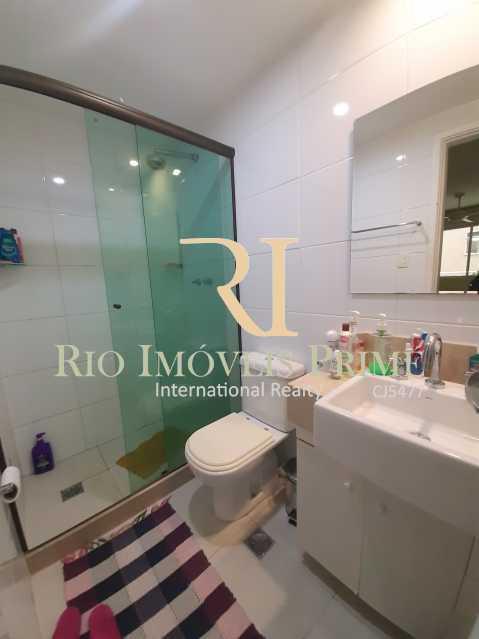 BANHEIROSUÍTE - Apartamento 2 quartos à venda Tijuca, Rio de Janeiro - R$ 589.900 - RPAP20217 - 11