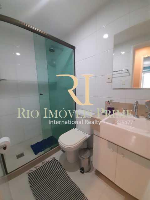 BANHEIRO SOCIAL - Apartamento 2 quartos à venda Tijuca, Rio de Janeiro - R$ 589.900 - RPAP20217 - 14