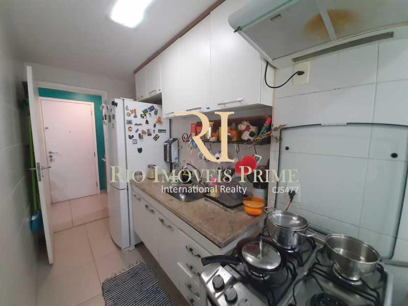 COZINHA - Apartamento 2 quartos à venda Tijuca, Rio de Janeiro - R$ 589.900 - RPAP20217 - 16