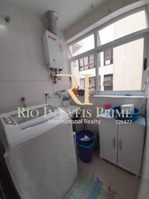 ÁREA SERVIÇO - Apartamento 2 quartos à venda Tijuca, Rio de Janeiro - R$ 589.900 - RPAP20217 - 17