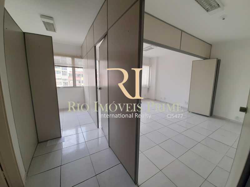 ENTRADA - Sala Comercial 34m² à venda Rua Conde de Bonfim,Tijuca, Rio de Janeiro - R$ 210.000 - RPSL00024 - 3