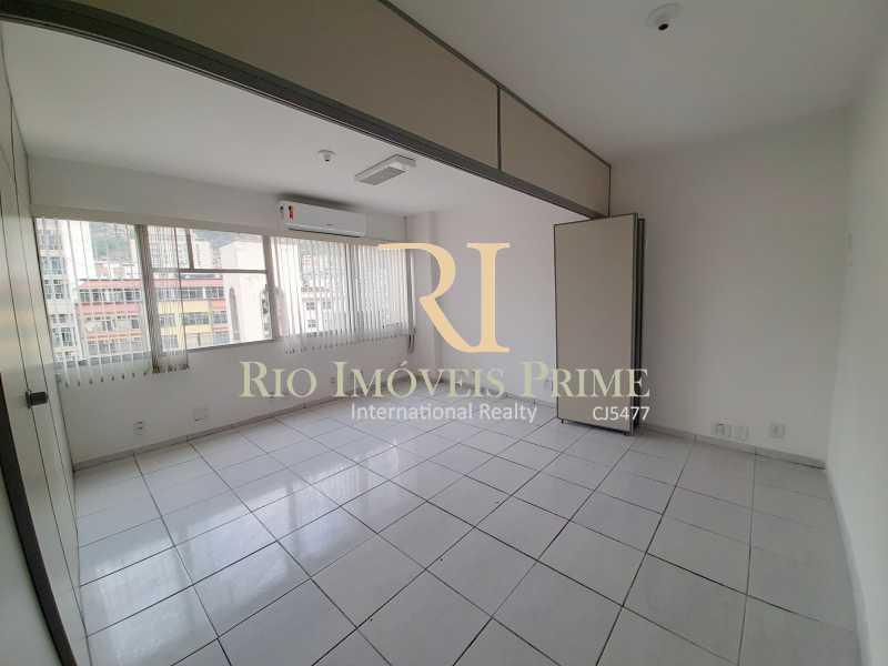 SALA1 DIVISÓRIA ABERTA - Sala Comercial 34m² à venda Rua Conde de Bonfim,Tijuca, Rio de Janeiro - R$ 210.000 - RPSL00024 - 4