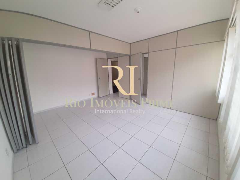 SALA1 DIVISÓRIA ABERTA - Sala Comercial 34m² à venda Rua Conde de Bonfim,Tijuca, Rio de Janeiro - R$ 210.000 - RPSL00024 - 5