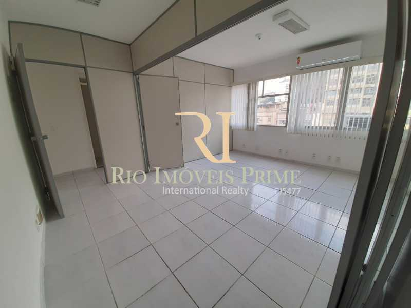 SALA1 DIVISÓRIA ABERTA - Sala Comercial 34m² à venda Rua Conde de Bonfim,Tijuca, Rio de Janeiro - R$ 210.000 - RPSL00024 - 8