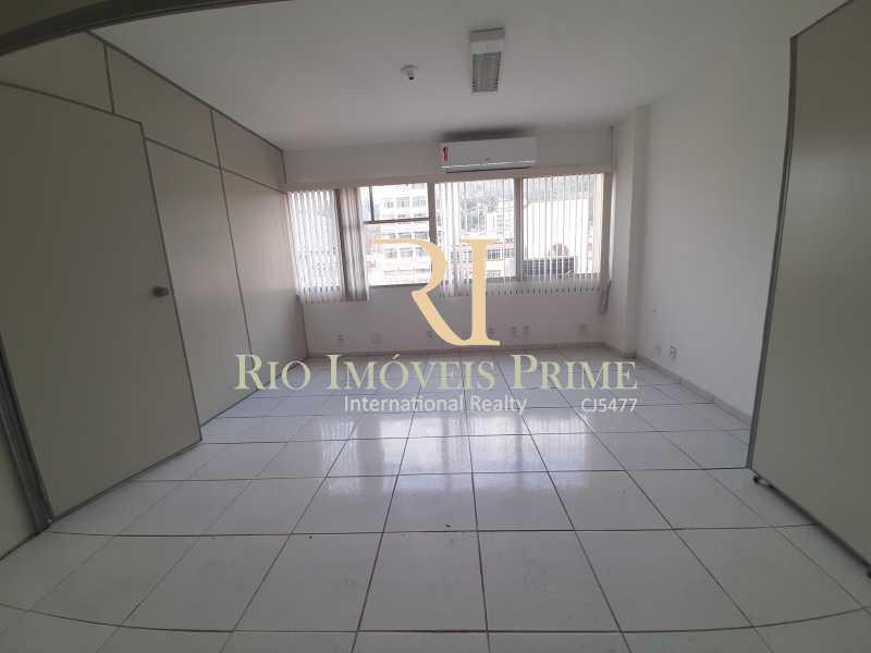 SALA1 DIVISÓRI ABERTA - Sala Comercial 34m² à venda Rua Conde de Bonfim,Tijuca, Rio de Janeiro - R$ 210.000 - RPSL00024 - 9