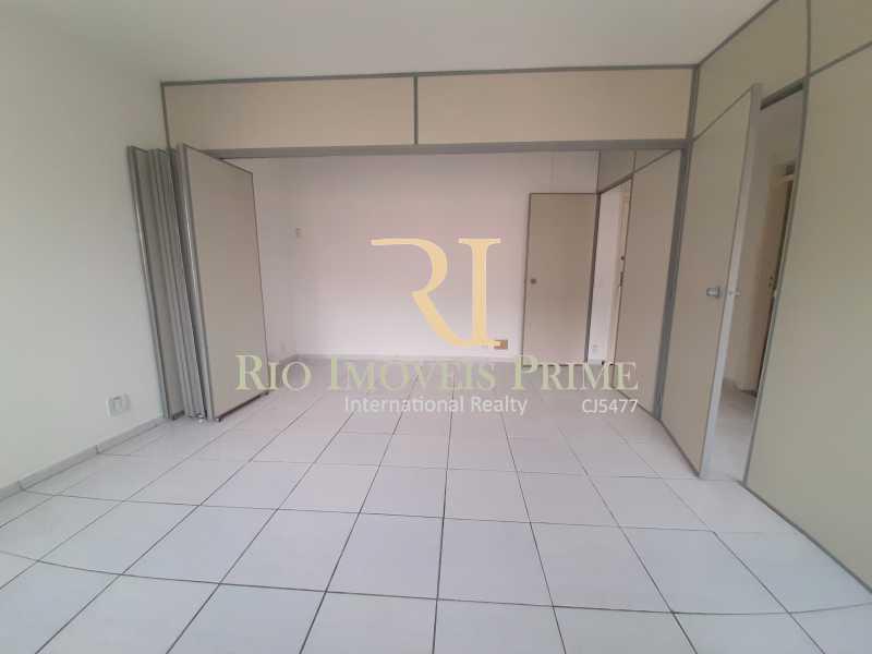 SALA1 DIVISÓRI ABERTA - Sala Comercial 34m² à venda Rua Conde de Bonfim,Tijuca, Rio de Janeiro - R$ 210.000 - RPSL00024 - 10
