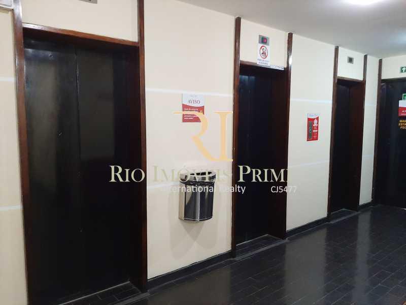 CORREDOR - Sala Comercial 34m² à venda Rua Conde de Bonfim,Tijuca, Rio de Janeiro - R$ 210.000 - RPSL00024 - 18