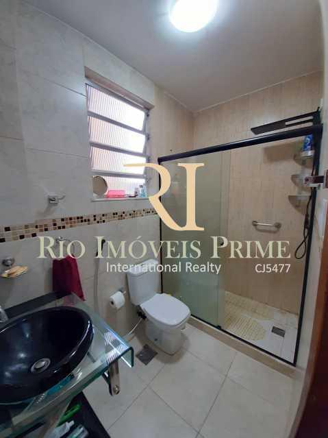 BANHEIRO SOCIAL - Apartamento à venda Rua Condessa Belmonte,Engenho Novo, Rio de Janeiro - R$ 250.000 - RPAP20202 - 13