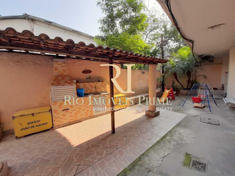 CHURRASQUEORA - Apartamento à venda Rua Condessa Belmonte,Engenho Novo, Rio de Janeiro - R$ 250.000 - RPAP20202 - 21