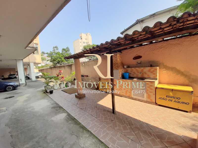CHURRASQUEORA - Apartamento à venda Rua Condessa Belmonte,Engenho Novo, Rio de Janeiro - R$ 250.000 - RPAP20202 - 22