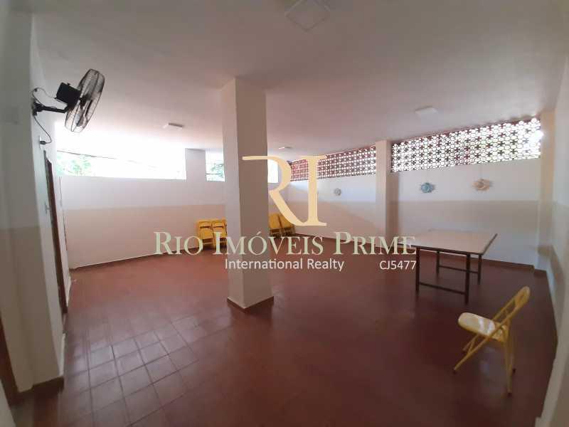 SALÃO DE FESTAS - Apartamento à venda Rua Condessa Belmonte,Engenho Novo, Rio de Janeiro - R$ 250.000 - RPAP20202 - 23