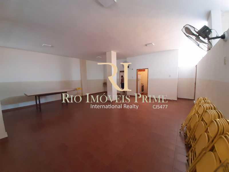 SALÃO DE FESTAS - Apartamento à venda Rua Condessa Belmonte,Engenho Novo, Rio de Janeiro - R$ 250.000 - RPAP20202 - 24