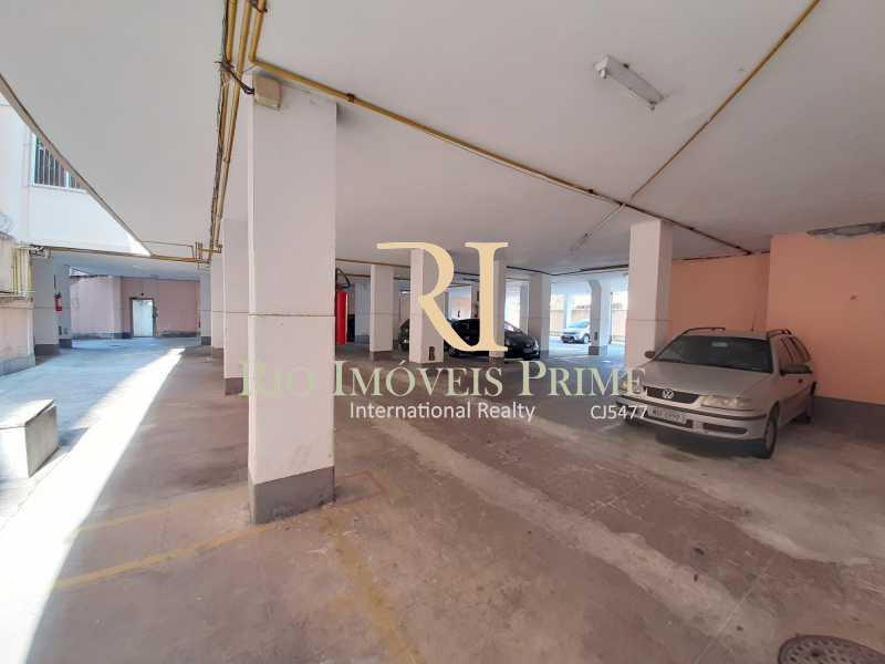 GARAGEM - Apartamento à venda Rua Condessa Belmonte,Engenho Novo, Rio de Janeiro - R$ 250.000 - RPAP20202 - 27