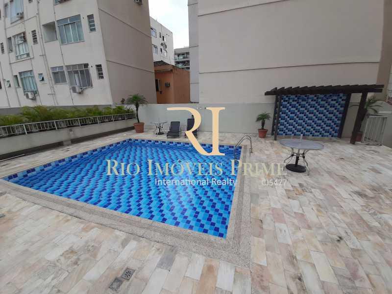 PISCINA - Flat 1 quarto à venda Botafogo, Rio de Janeiro - R$ 740.000 - RPFL10099 - 17