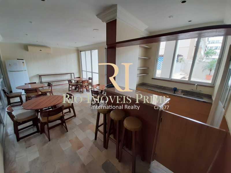 LOUNGE - Flat 1 quarto à venda Botafogo, Rio de Janeiro - R$ 740.000 - RPFL10099 - 21