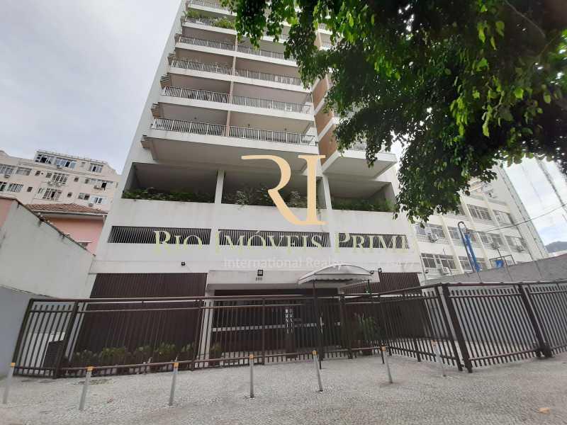FACHADA - Flat 1 quarto à venda Botafogo, Rio de Janeiro - R$ 740.000 - RPFL10099 - 24