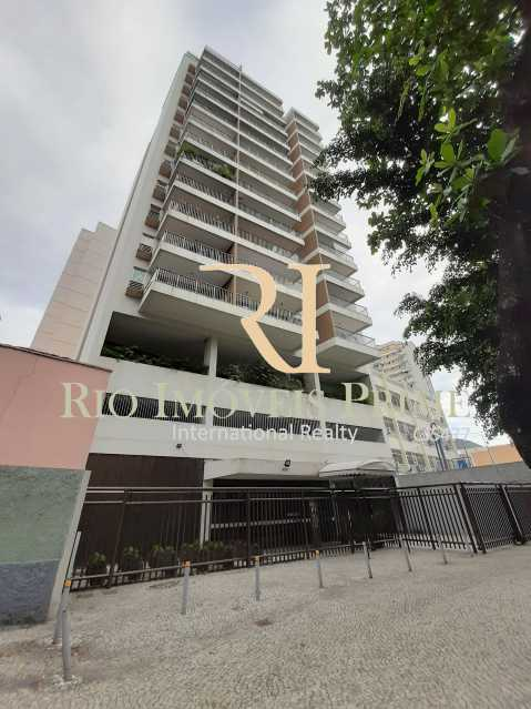 FACHADA - Flat 1 quarto à venda Botafogo, Rio de Janeiro - R$ 740.000 - RPFL10099 - 25