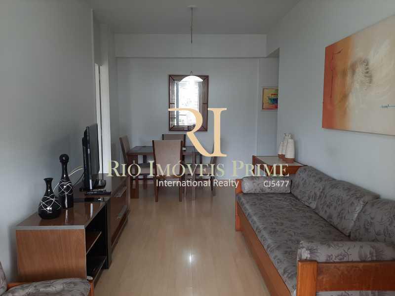 SALA - Flat 1 quarto à venda Botafogo, Rio de Janeiro - R$ 740.000 - RPFL10099 - 6