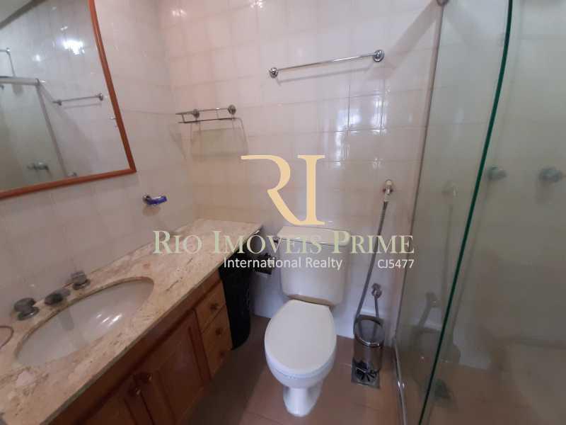 BANHEIRO - Flat 1 quarto à venda Botafogo, Rio de Janeiro - R$ 740.000 - RPFL10099 - 11
