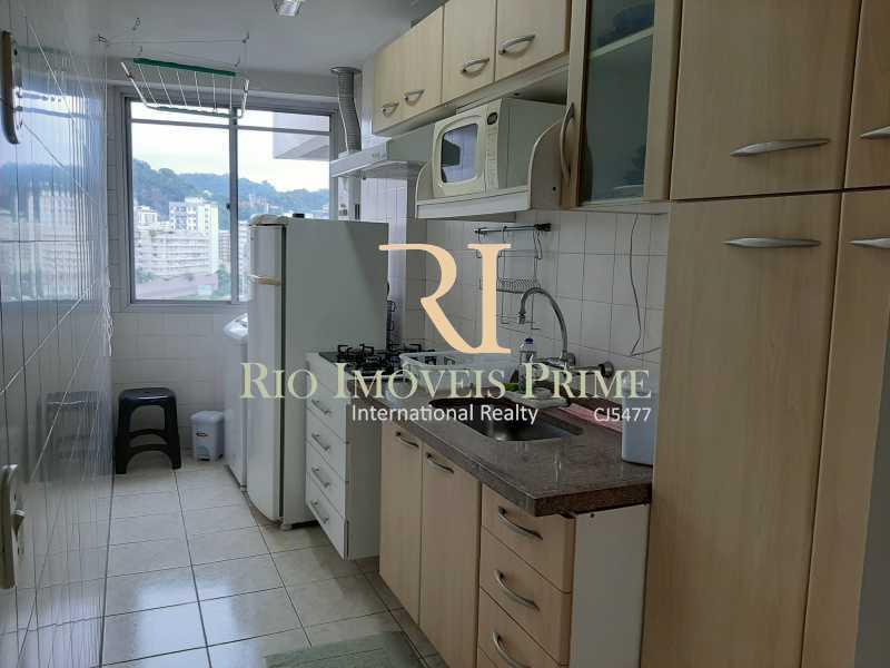 COZINHA - Flat 1 quarto à venda Botafogo, Rio de Janeiro - R$ 740.000 - RPFL10099 - 12