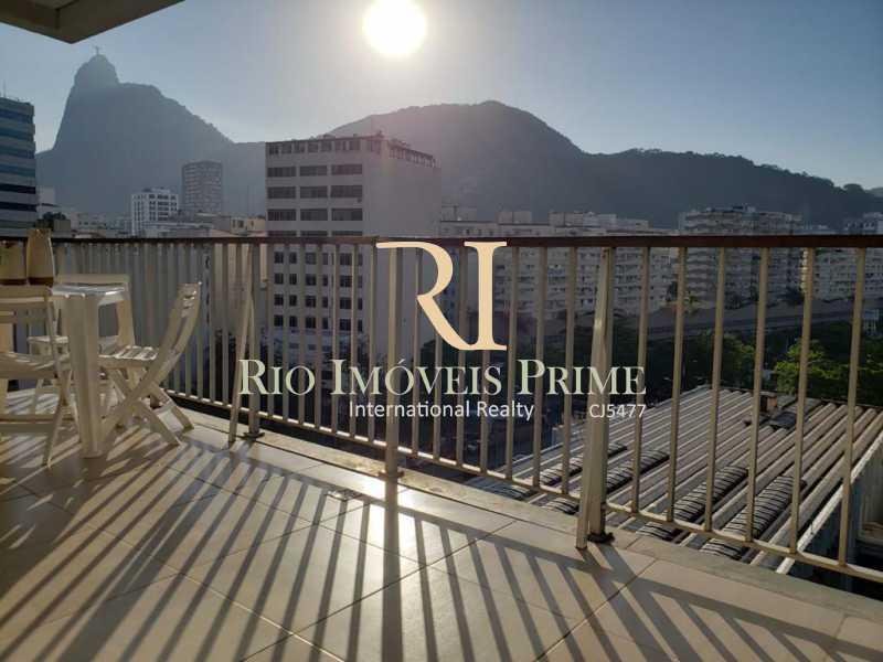 VISTA CORCOVADO - Flat 1 quarto à venda Botafogo, Rio de Janeiro - R$ 740.000 - RPFL10099 - 1