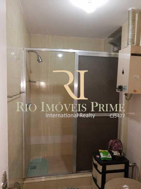 BANHEIRO SOCIAL. - Apartamento à venda Rua Basílio de Brito,Cachambi, Rio de Janeiro - R$ 279.900 - RPAP20203 - 8