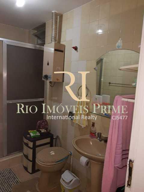 BANHEIRO SOCIAL. - Apartamento à venda Rua Basílio de Brito,Cachambi, Rio de Janeiro - R$ 279.900 - RPAP20203 - 9
