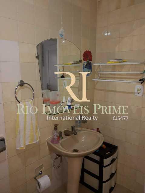 BANHEIRO SOCIAL. - Apartamento à venda Rua Basílio de Brito,Cachambi, Rio de Janeiro - R$ 279.900 - RPAP20203 - 10