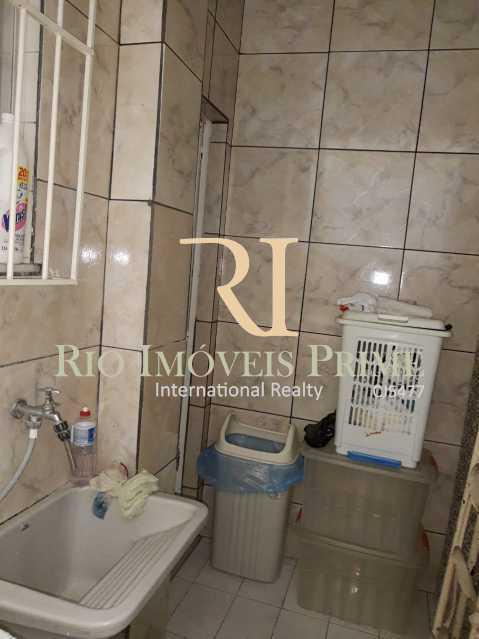 ÁREA EXTERNA. - Apartamento à venda Rua Basílio de Brito,Cachambi, Rio de Janeiro - R$ 279.900 - RPAP20203 - 13