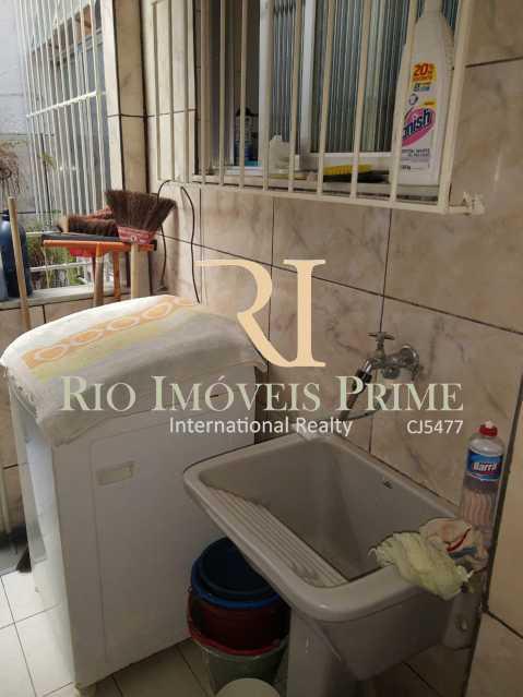 ÁREA EXTERNA. - Apartamento à venda Rua Basílio de Brito,Cachambi, Rio de Janeiro - R$ 279.900 - RPAP20203 - 14