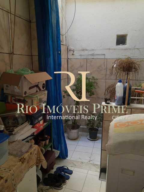 ÁREA EXTERNA. - Apartamento à venda Rua Basílio de Brito,Cachambi, Rio de Janeiro - R$ 279.900 - RPAP20203 - 15